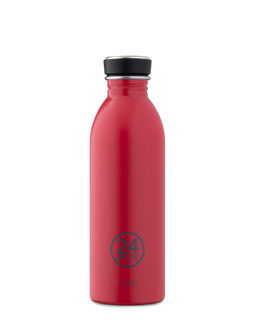 24Bottles Stainless Steel Bottle Urban Bottle 0,5  Hot Red