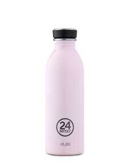 24Bottles Stainless Steel Bottle Urban Bottle 0,5 l Candy Pink