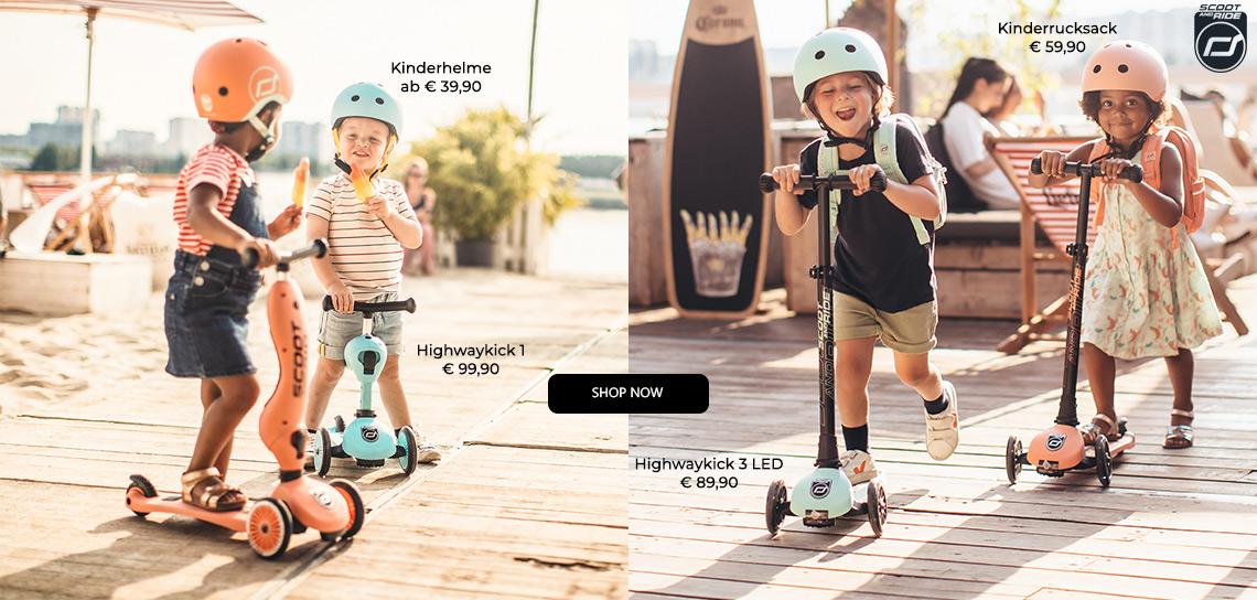 Scoot & Ride